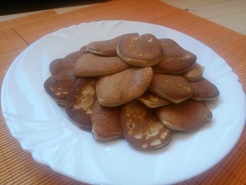 ��������� � ���� - Sourdough pancakes