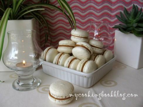 ������� �������� (Macaroons) � ���������� ������ (Italian meringue)