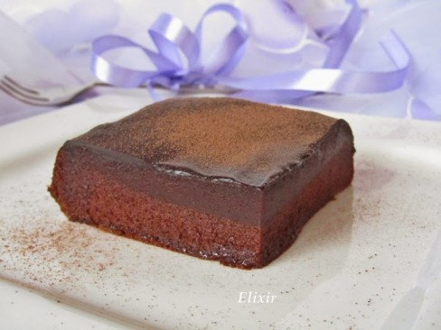 ����� ������ / torta de nutella