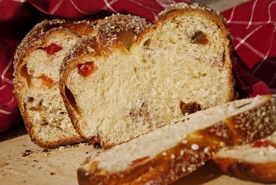 ����������� ������� (Sweet Braided Easter Bread)